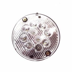 Lanterna Traseira 10 Leds 2071 12v,24v-branca