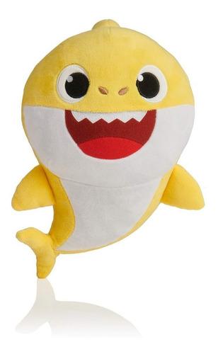Peluche Baby Shark Con Sonidos | Bebe Tiburon