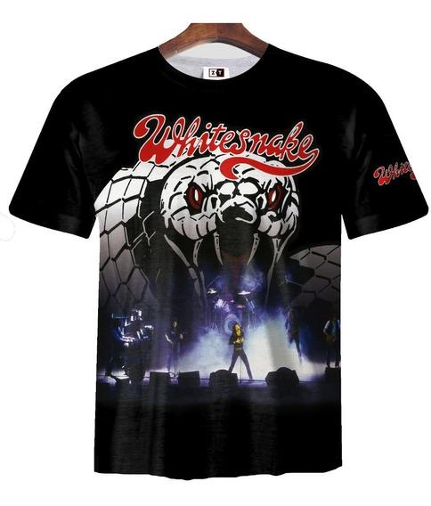 Remera Zt-0059 - Whitesnake