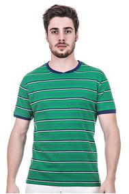 Camiseta Hifen Listrada