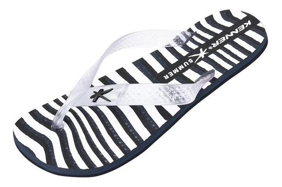 Kit Com 03 Pares Chinelo Kenner Summer Promoção Relampago