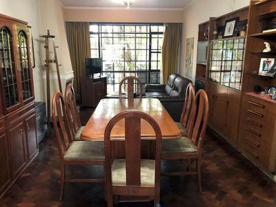 Casa En Pa Con 3 Dormitorios, Con Terraza Exclusiva Y Parrillero