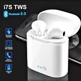 Audifonos Bluetooth Con Estuche Cargador Tws AirPods