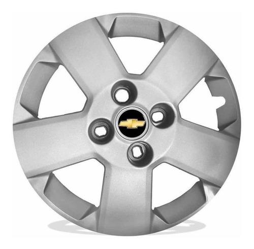 Imagen 1 de 7 de Taza Rodado 13-14 Chevrolet Corsa/celta/montana Con Logo!