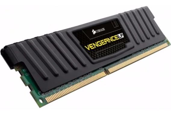 Memoria Ram Pc 4gb Gamer Corsair Vengeance Lp Ddr3 1600 Mhz