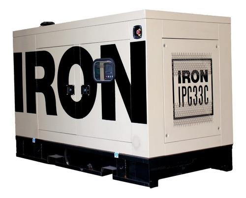 Grupo Electrógeno Iron Ipg33c