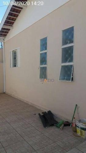 Imagem 1 de 20 de Casa Com 2 Dormitórios Para Alugar Por R$ 1.100,00/mês - Vila Indaiá - Rio Claro/sp - Ca0320