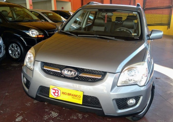Sportage 2.0 Ex 4x2 16v Gasolina 4p Manual