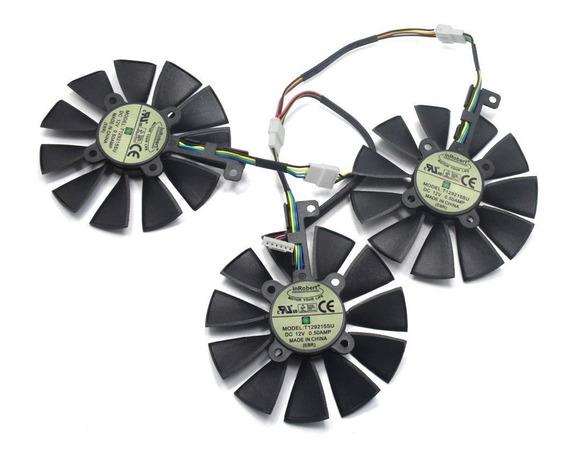 Cooler Placa De Video Asus T129215su Strix Gtx980ti R9 Gtx