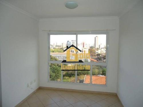 Apartamento Com 1 Dormitório Para Alugar, 40 M² Por R$ 800/mês - Jardim Palma Travassos - Ribeirão Preto/sp - Ap1641