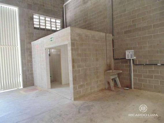 Barracão Para Alugar, 300 M² Por R$ 3.500/mês - Vila Pacaembu - Piracicaba/sp - Ba0059