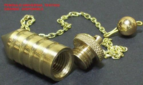 Imagen 1 de 9 de Pendulos / Varillas Para Radiestesia Guaqueria Feng Shui