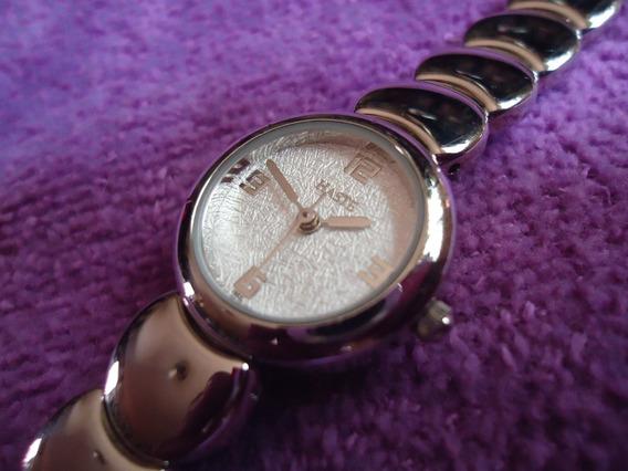 Haste Reloj Vintage Retro Para Dama