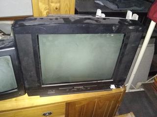 Tv Usada 20 Pulgadas Merca Daewoo Con Cr
