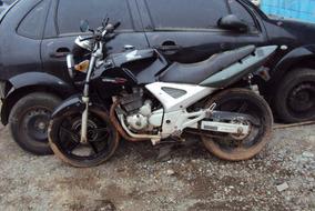 Honda Cbx 250 Twister 05 Sucata Pra Venda De Peças