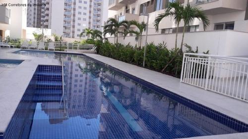 Imagem 1 de 18 de Apartamento - Hmap877 - 34299297
