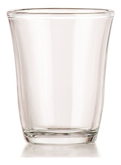 Pack 24 Vasos 335cc Crisa Cosmos Vidrio Vino Jugos Bar