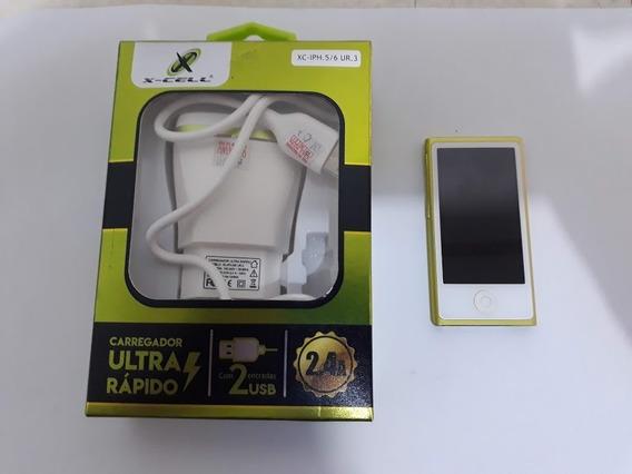 iPod Nano 7 16 Gb Bluetooth Radio Fm !!
