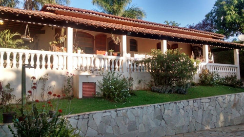 Chácara Com 4 Dormitórios À Venda, 3000 M² Por R$ 800.000,00 - Condomínio Porta Do Sol - Mairinque/sp - Ch0045