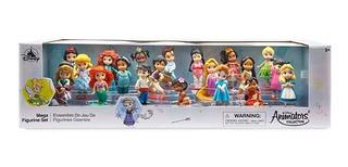 Set De Figuras De Disney Pricesas De Animators Envió Gratis