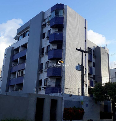 Apartamento Com 3 Dormitórios À Venda, 93 M² Por R$ 360.000 - Bessa - João Pessoa/pb - Ap2333