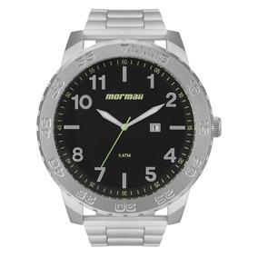 Relógio Mormaii Mo2115bd1p Cinza
