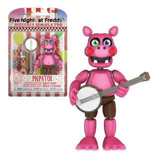 Five Nights At Freddy Pizzeria Simulator Pigpatch Bunny Toys
