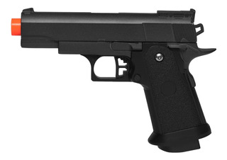 Pistola De Airsoft Spring G10 Modelo 1911 Baby Full Metal