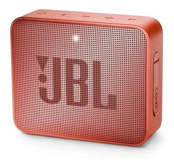 Caixa Bluetooth Jbl Go2 Original