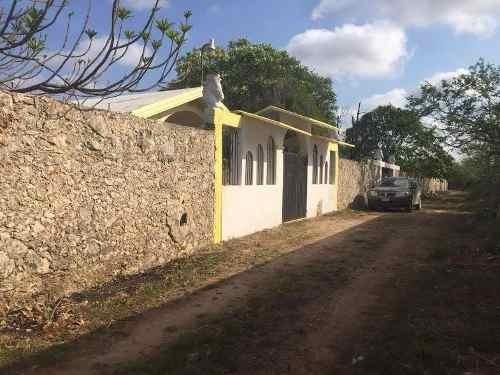 Quinta En San Antonio Tehuitz, Kanasín