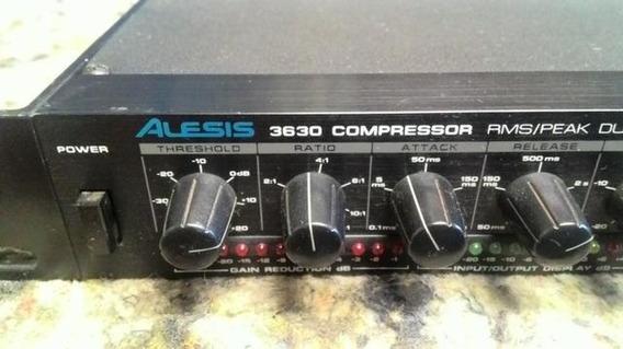 Compressor Alesis 3630