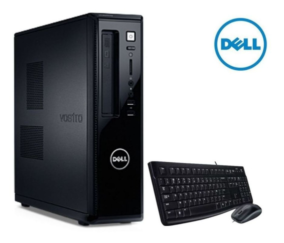 Computador Dell Core 2 Duo 2gb Hd320 Com Office