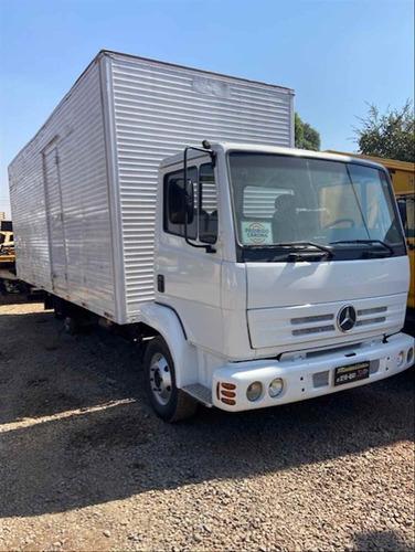 Imagem 1 de 6 de Caminhao Mercedes-benz Mb 712