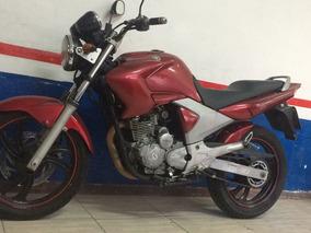 Yamaha Fazer Ys 250 2008 Financio Aceito Trocas