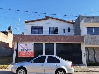Casa Sola En Venta Ilustres Novohispanos