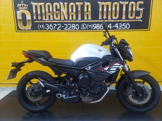 Yamaha Xj6n 2015 Km 12.000 Branca
