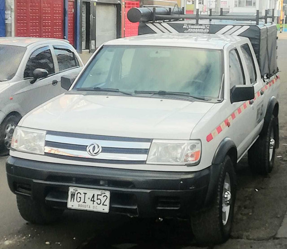 Dfsk Nissan Zna Rich Dongfeng Doble Cabina 4x4