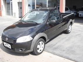 Fiat Strada 1.4 Working Cs C/aa Impecable Estado