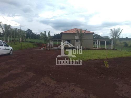 Chácara À Venda, 7000 M² Tem Café Plantado Por R$ 330.000 - Zona Rural - Brodowski/sp - Ch0027