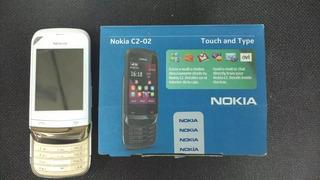 Telefono Nokia Modelo C2 Para Respuesto.