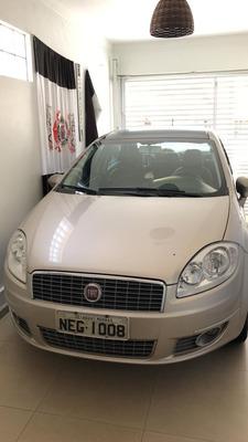 Fiat Linea 1.9 16v Absolute Flex Dualogic 4p 2010