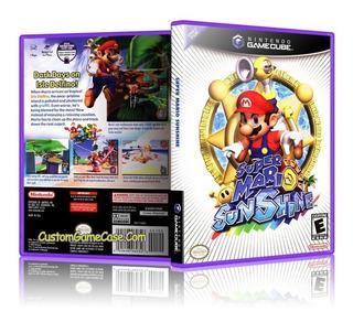 Super Mario Sunchine Para Game Cube------------------mr.game