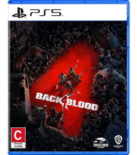 Imagen 1 de 2 de Back 4 Blood - Ps5 - Mipowerdestiny