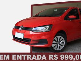 Volkswagen Fox 1.0 Trendline Total 2015/sem Entrada R$999,00