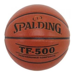 Bola De Basquete Spalding Tf-500 Performance - Original