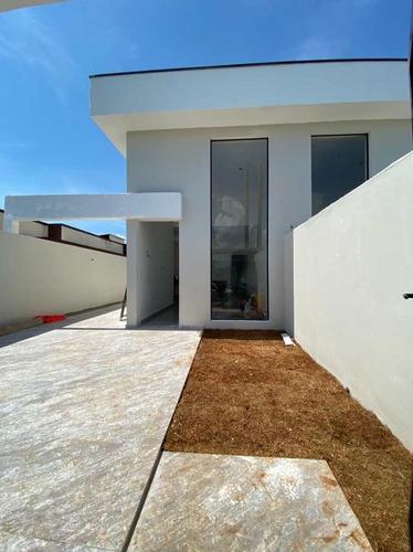 Casa Com 3 Dorms, Jardim Grandesp, Itanhaém - R$ 339 Mil, Cod: 3042 - V3042