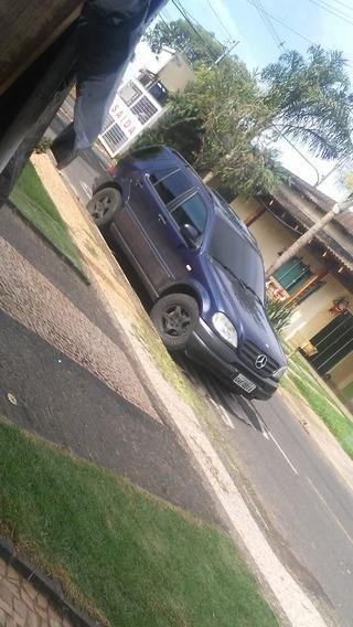 Mercedes-benz Classe Ml Ml320 4x4