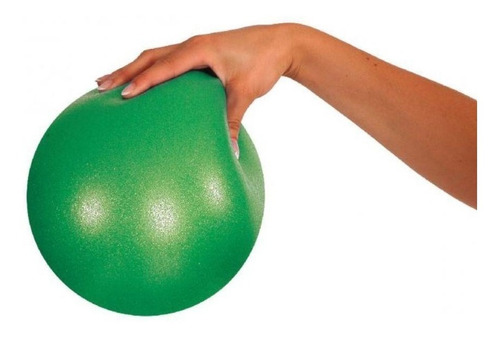 Pelota Pilates 18 Cm Verde - Msd (soft-over-ball)