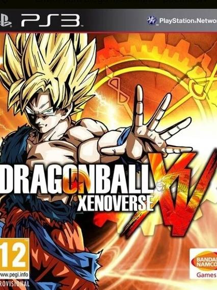 Dragon Ball Ps3