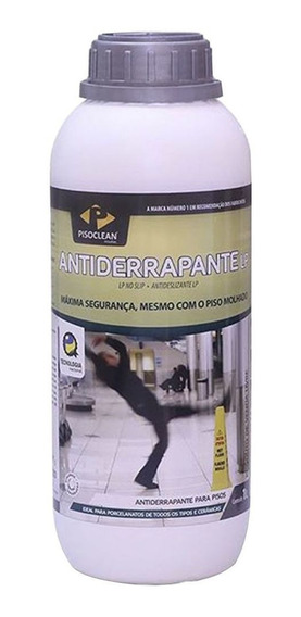 Antiderrapante Lp 1l Pisoclean